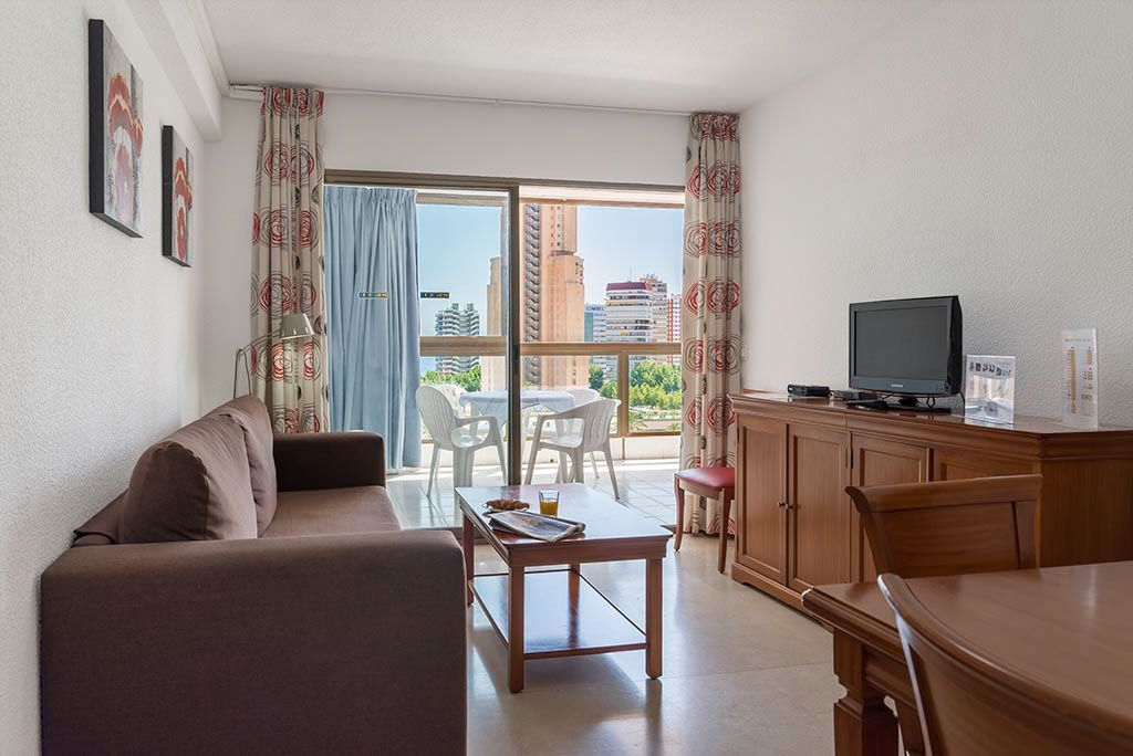 Apartments in Benidorm - Living Room Gemelos 2