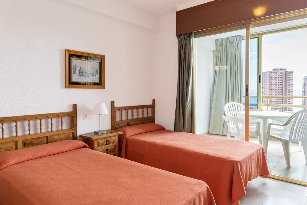 Holidays in Benidorm - Bedroom Mariscal 1